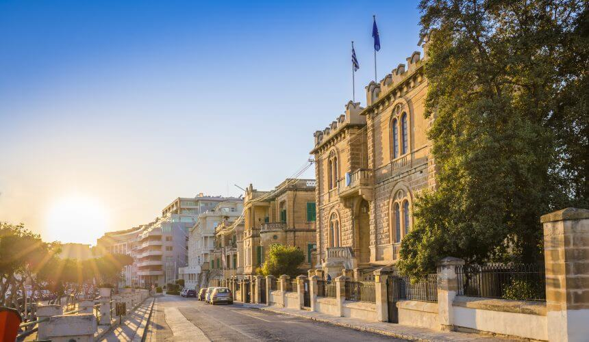 Crypto-Tower soll Blockchain-Community in Malta Stärken