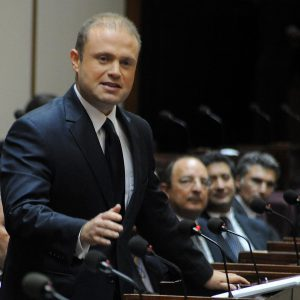 Malta's Prime Minister Muscat Defends The Finance Industry
