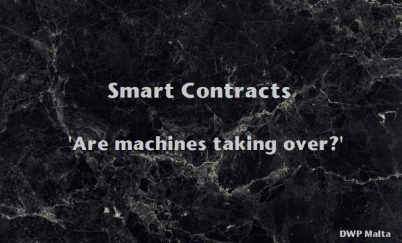 Smart Contracts — Can Machines Rule the World?