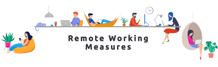 Remote Working Measures